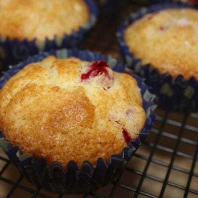 Sweet Potato Buckwheat Muffins